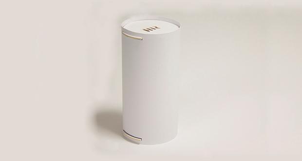 cardboard tube package design