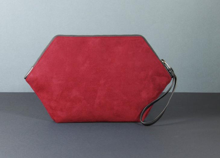 designer evening clutch handbag