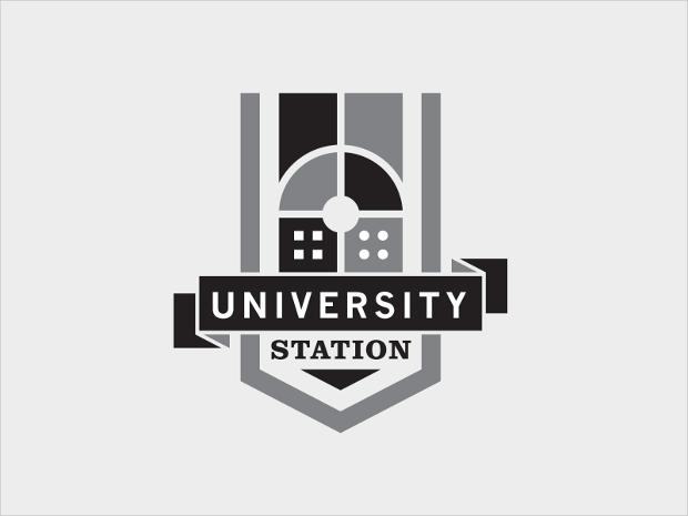 university station logo