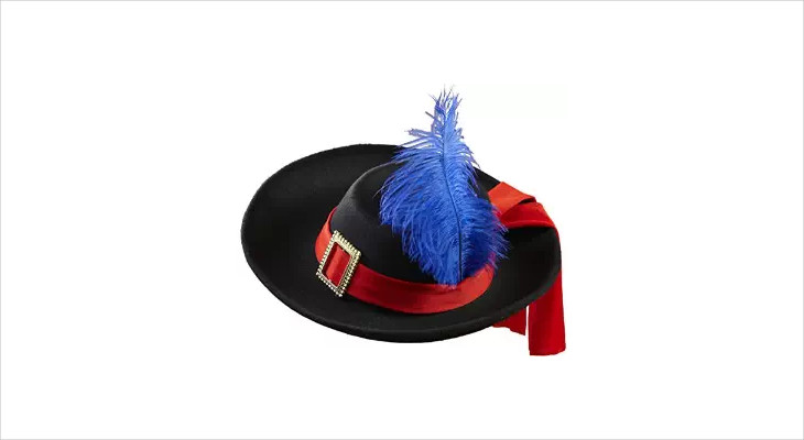 Children's Musketeer Hat