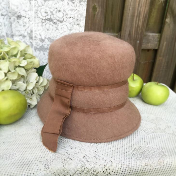 Mid Century Musketeer Hat