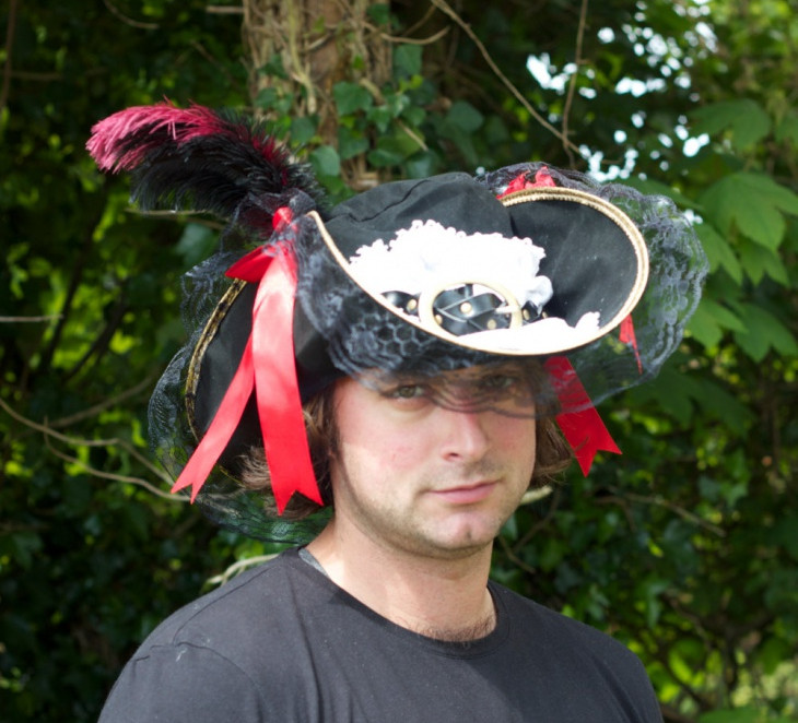 Musketeer Hat for Men