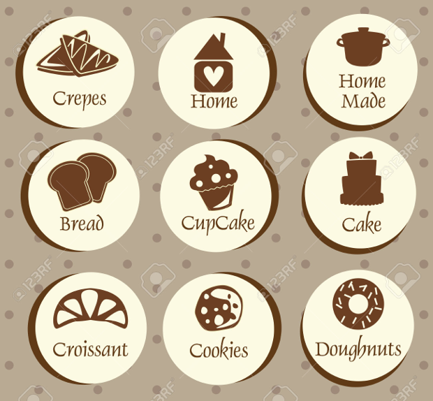Free Cupcake and Pastries Icons