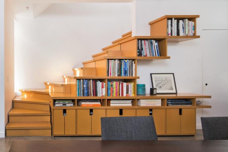 modern space saving stairs