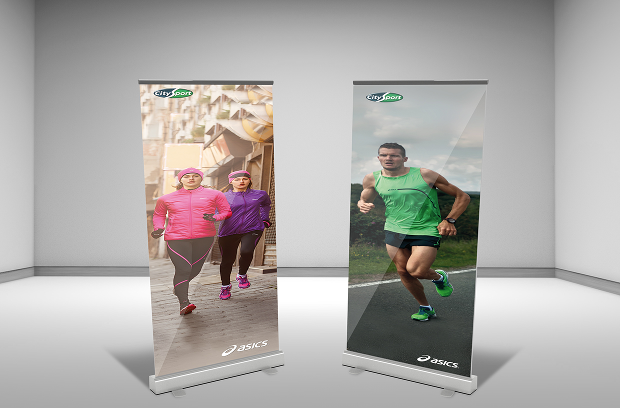 city sport roll up banners
