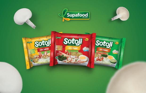 modern food packaging design