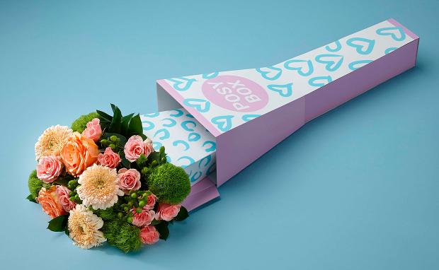 modern box packaging design