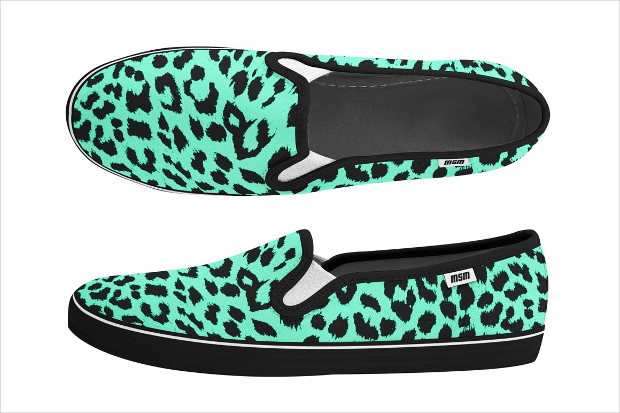 Vans Shoes Mockup