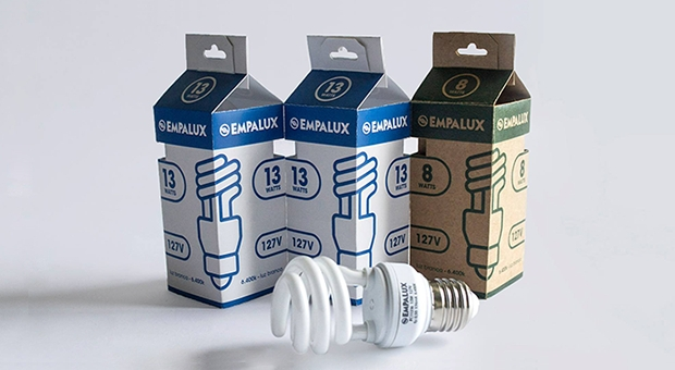 Electronic Lamp Package Design