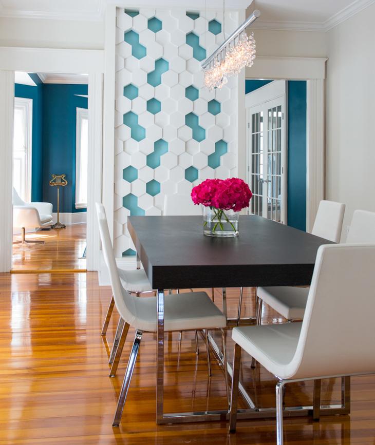 modern 3d wall tiles design