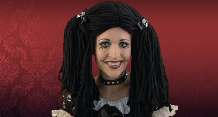 Best Rag Doll Makeup Designs