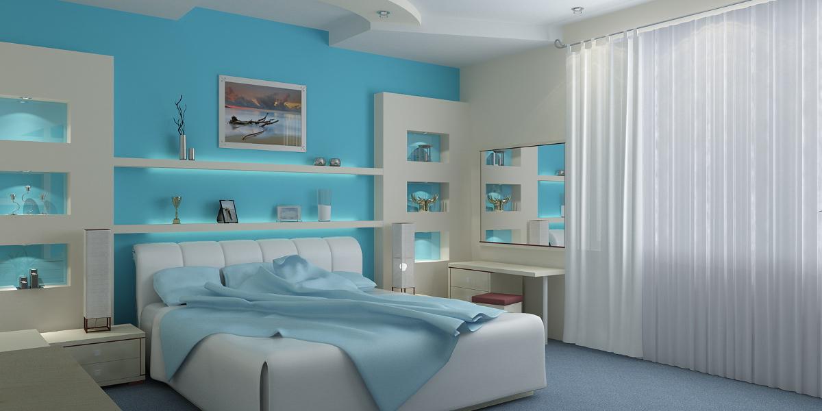 Minimum bedroom accessories