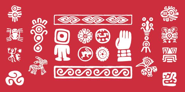 Mexican Relics Font
