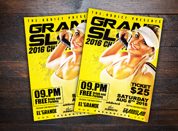 Grand Slam Tennis Championship