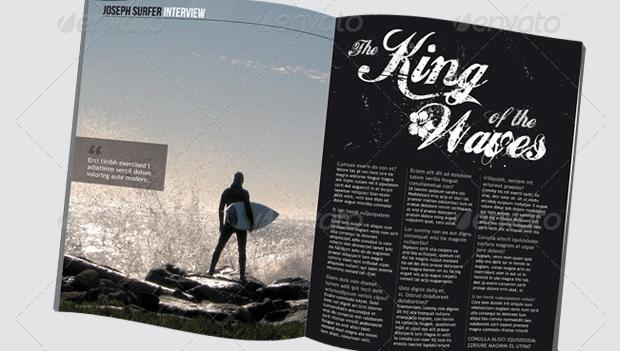Surfing Magazine Magazine