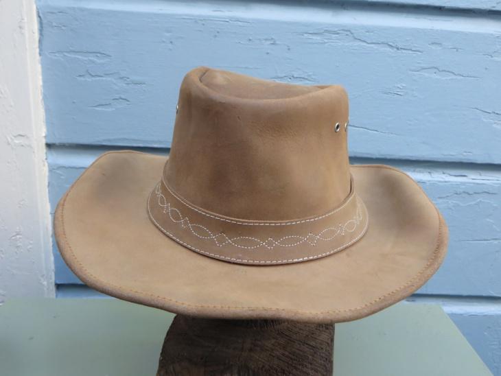 hippie cowboy hat
