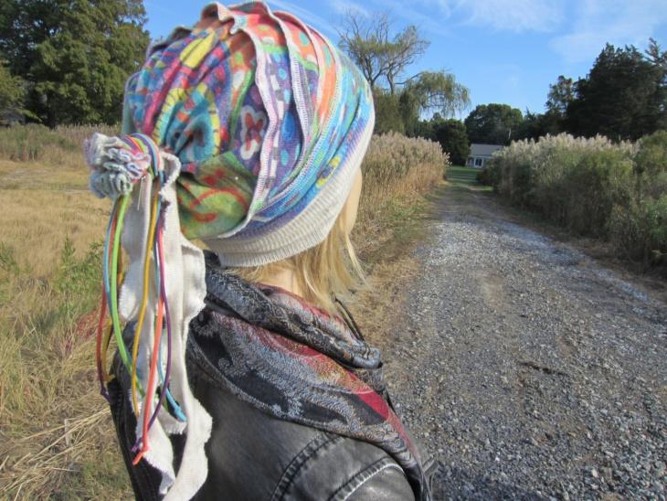 hippie beanie hat