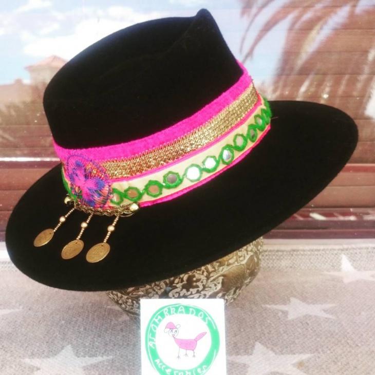 handmade hippie hat