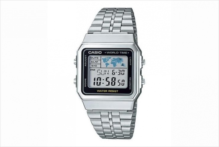 Hipster Digital Watch