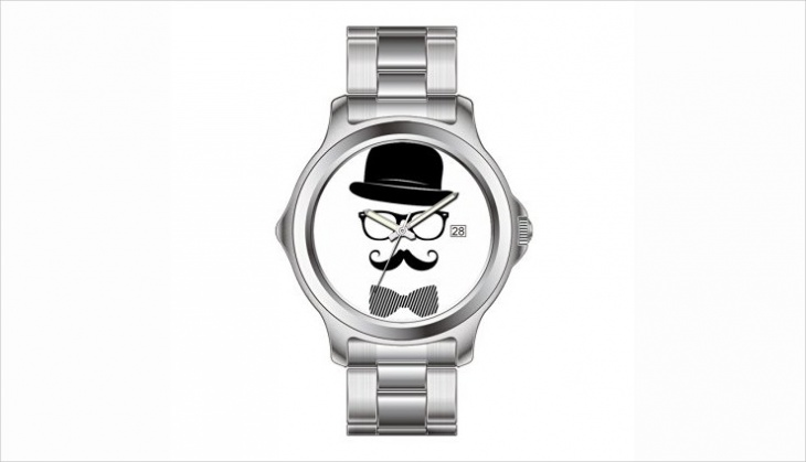 Sophisticated Hipster Watch
