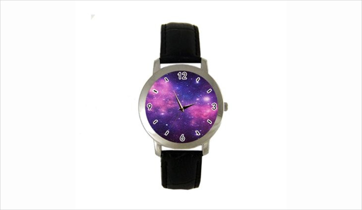 Colorful Dial Hipster Watch