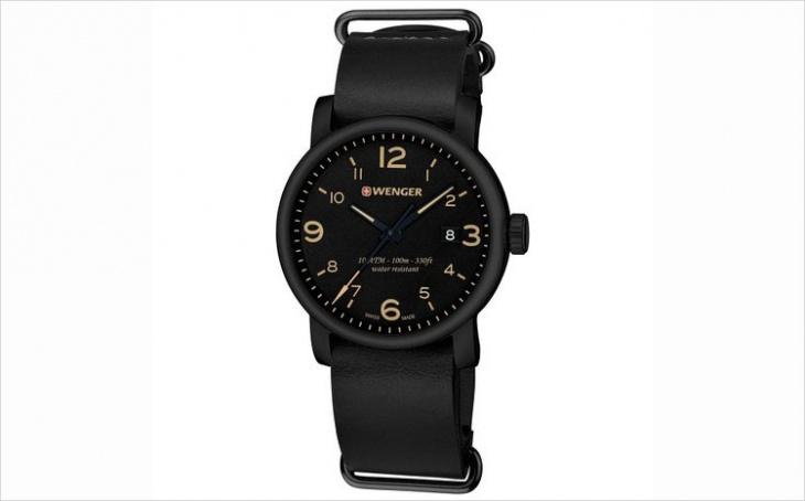 Simple Hipster Men's Watch