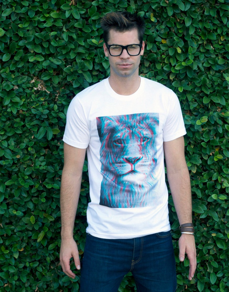 3D Animal T Shirt