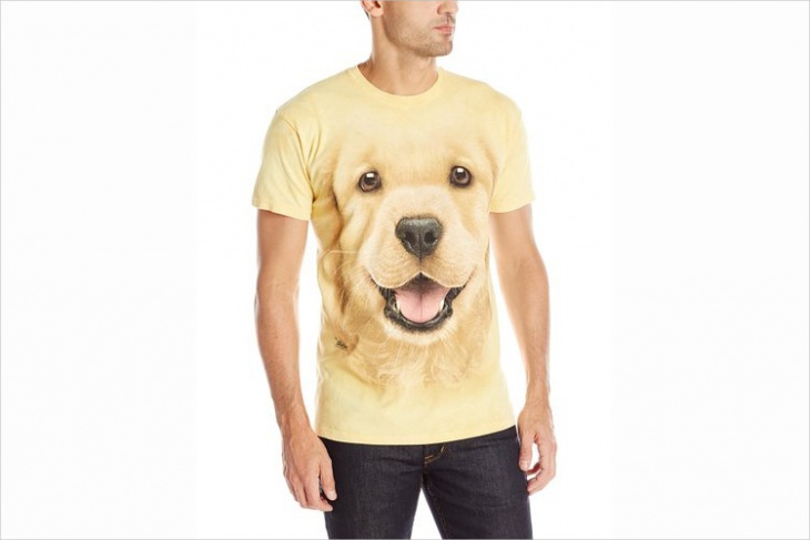 mens animal t shirt