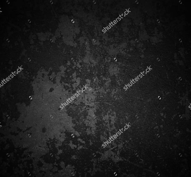 black grunge texture