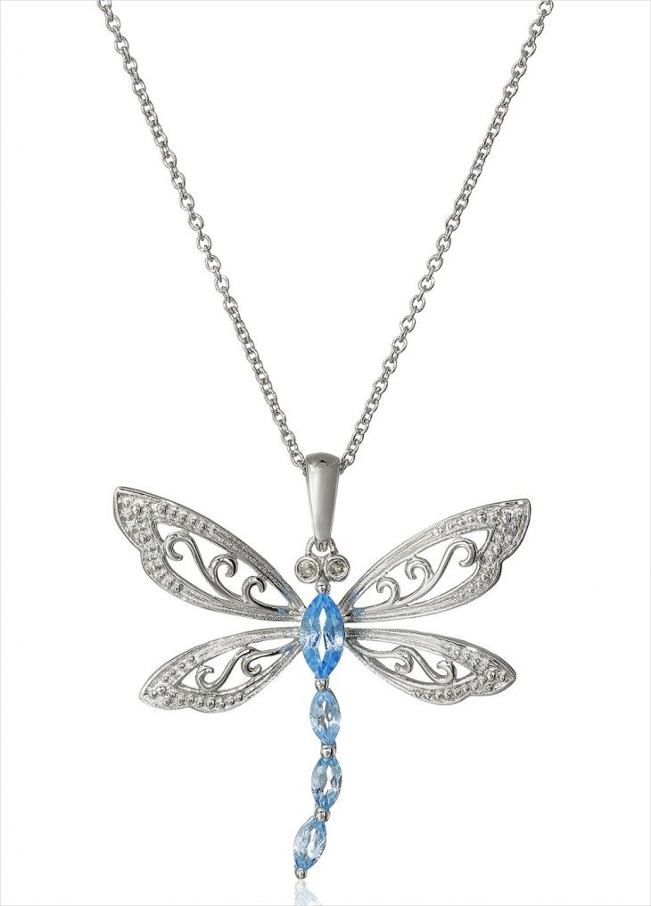 19+ Dragonfly Jewelry Designs, Ideas