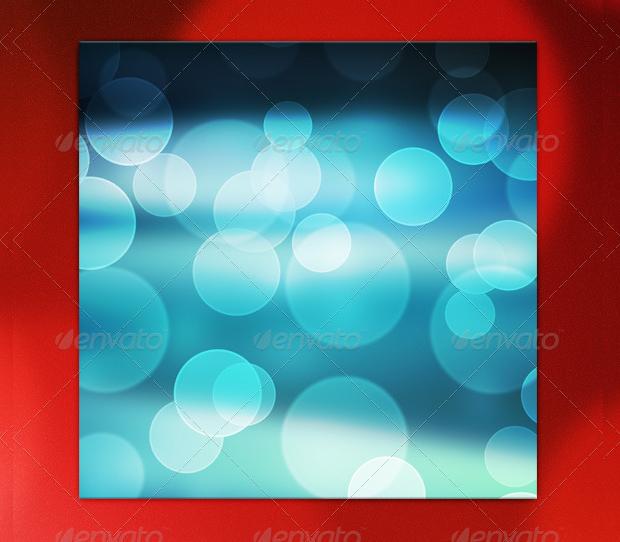bokeh glitter texture