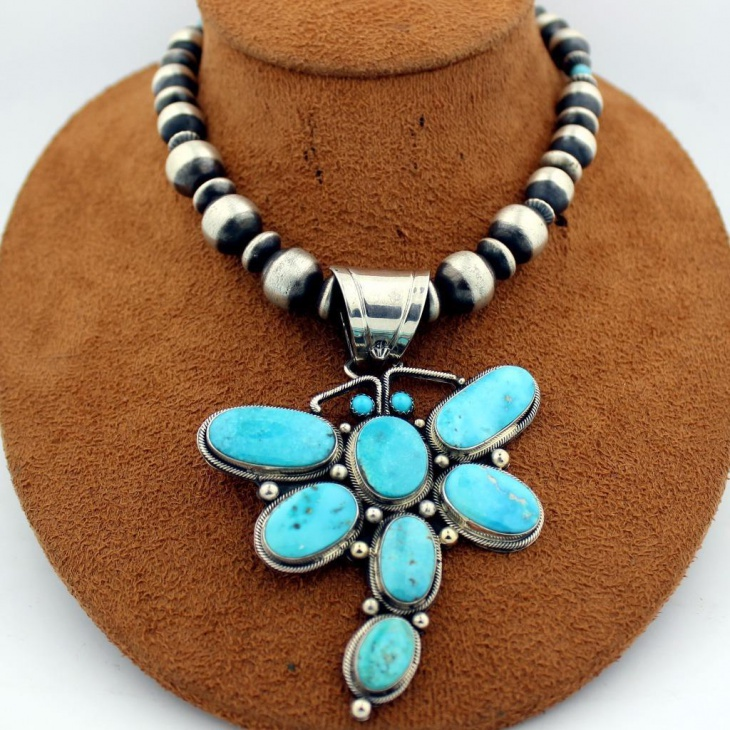 Dragonfly Turquoise Jewelry