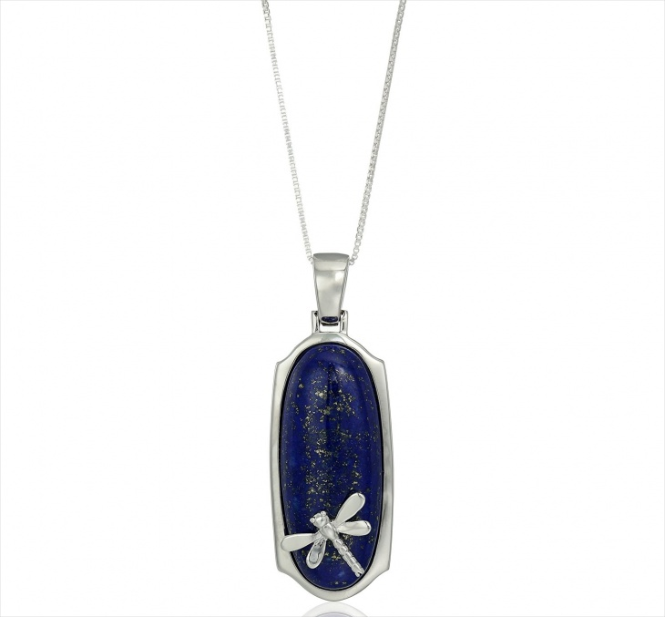 dragonfly chain pendant jewelry