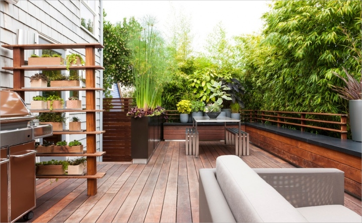 Vertical Herb Garden Design