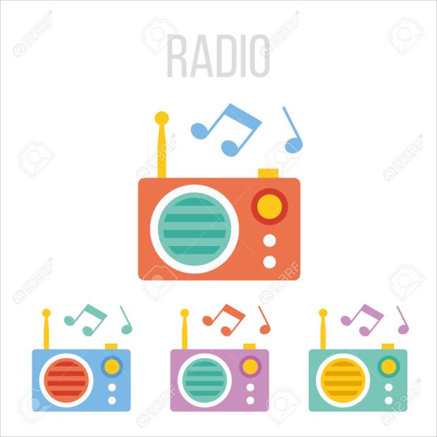radio music icons