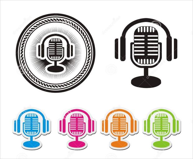 online radio icons