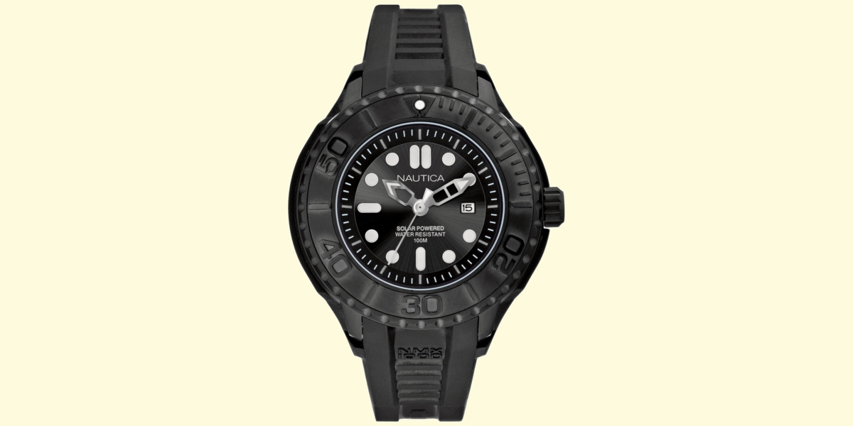 Nautica Solar Watch
