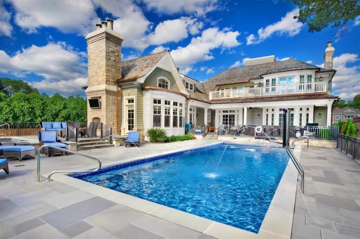 Inground Swimming Pools Idea