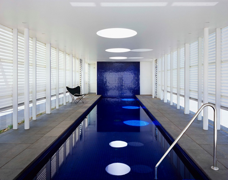 Fiberglass Swimming Pool Design