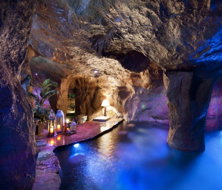 Underground Pool Idea