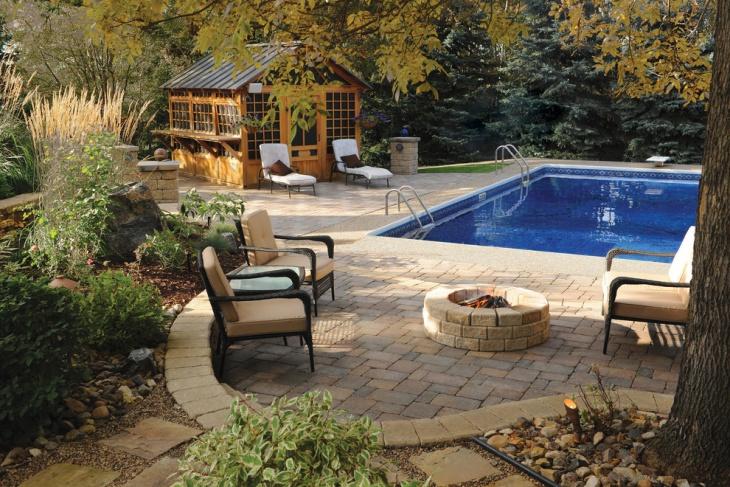 Concrete Pool Idea