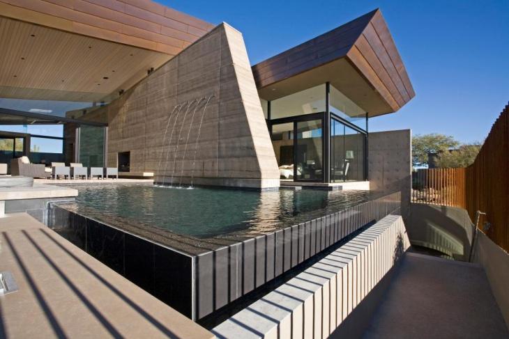Exterior Swimming Pool Design