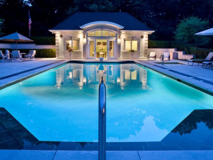 Swimming Pool Polished Tile