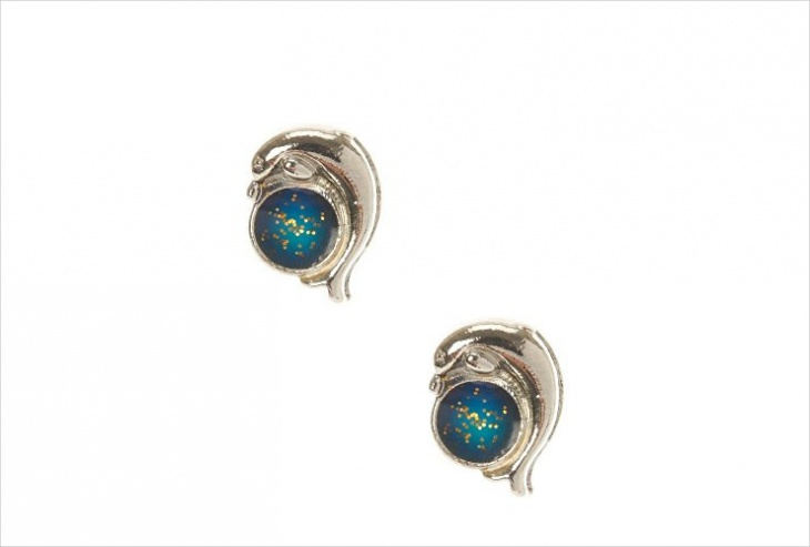 Cute Mood Earrings Design