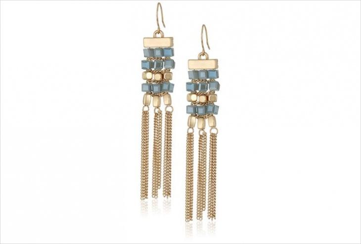 Beautiful Mood Earrings Idea
