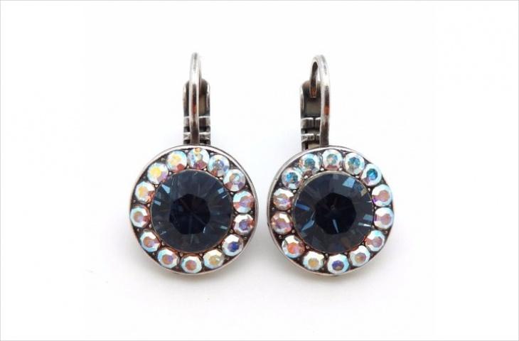 Crystal Mood Earrings Design