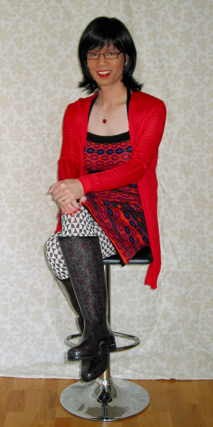 Missoni Outfit Idea