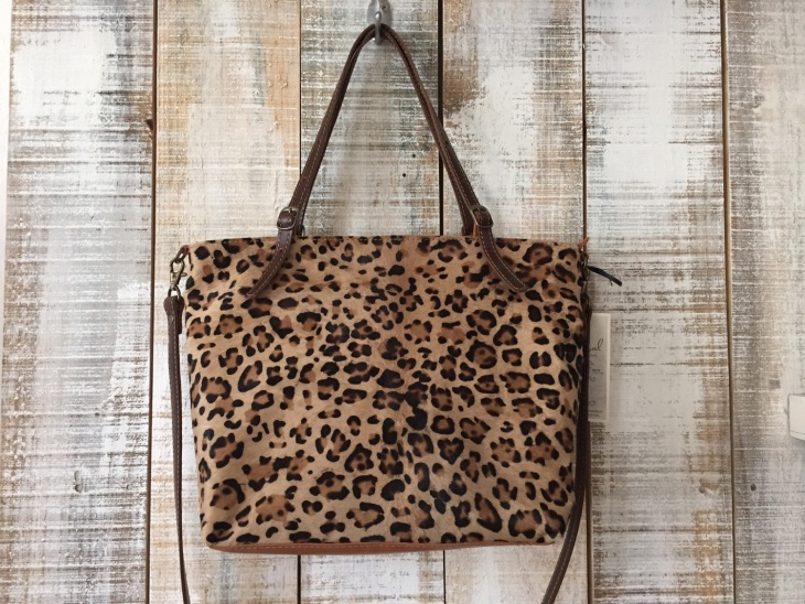 cool animal print handbag