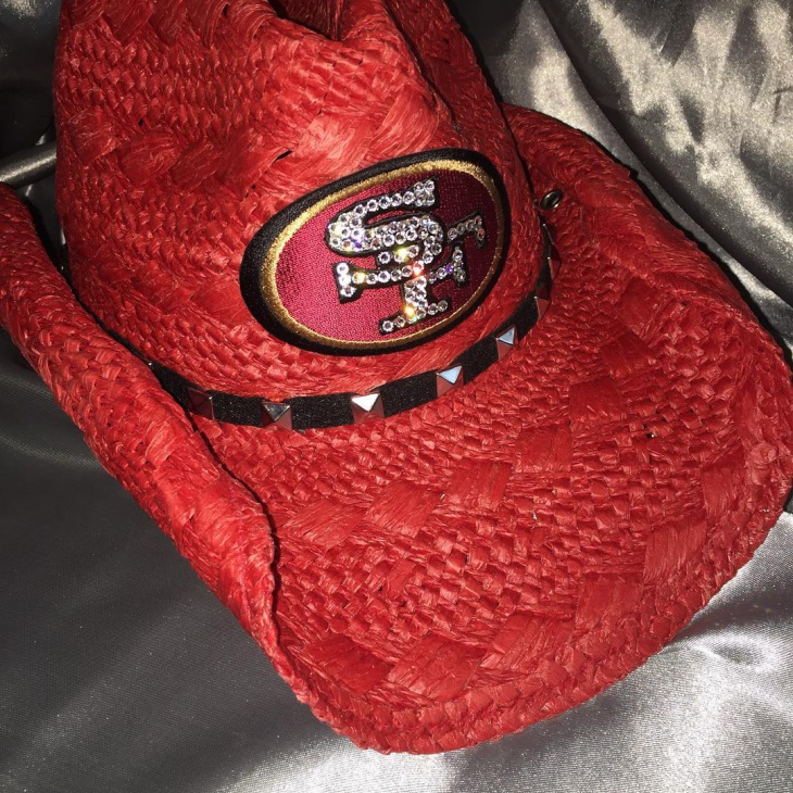 Bling Cowboy Hat