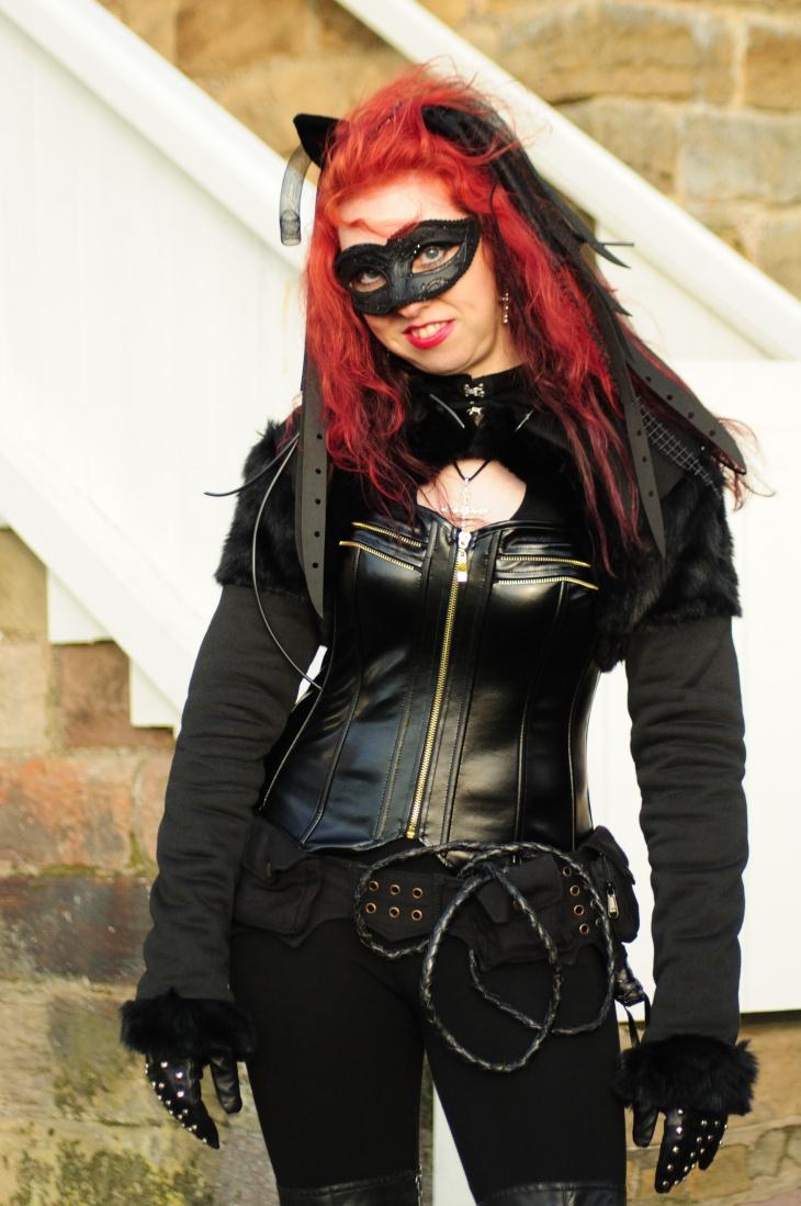 Dracula Costume Makeup